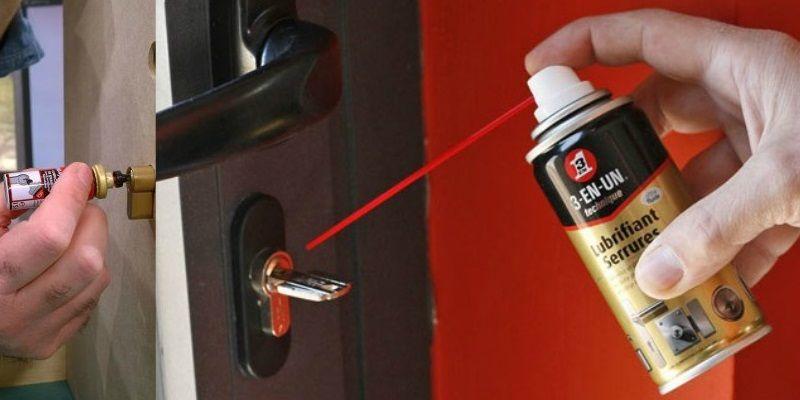 ¿De qué forma puedes prevenir los atascamientos en tus cerraduras?